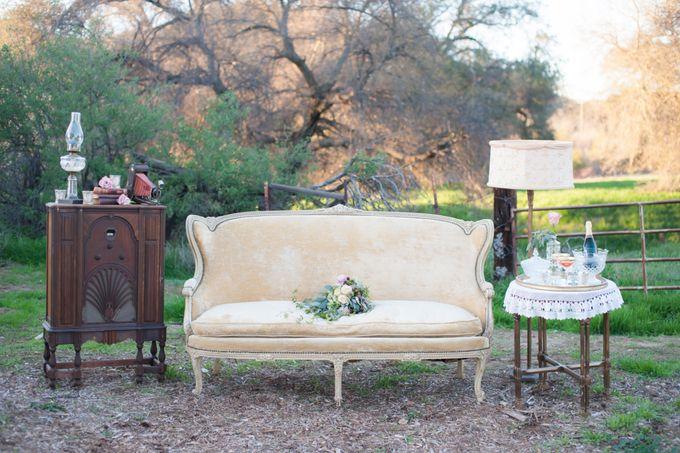 Great Gatsby Wedding Inspiration by Mark Martinez Photography - 005