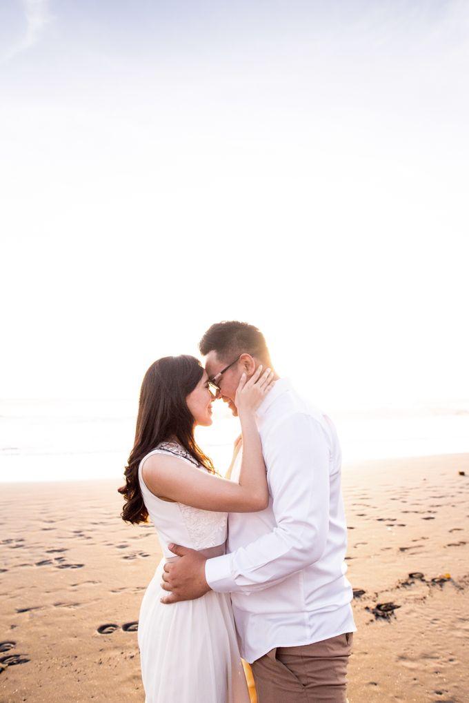 Henry & Friska Bali Pre-Wedding by Picomo - 007