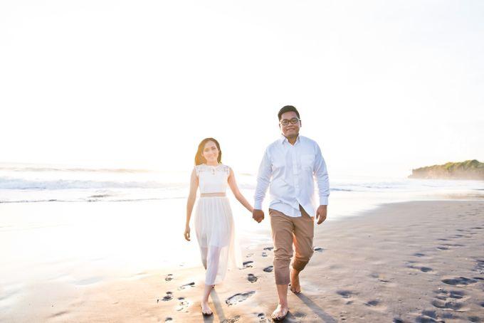 Henry & Friska Bali Pre-Wedding by Picomo - 004