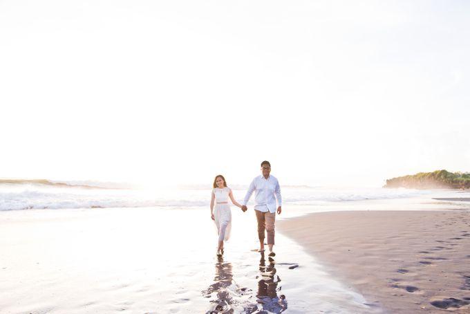 Henry & Friska Bali Pre-Wedding by Picomo - 006