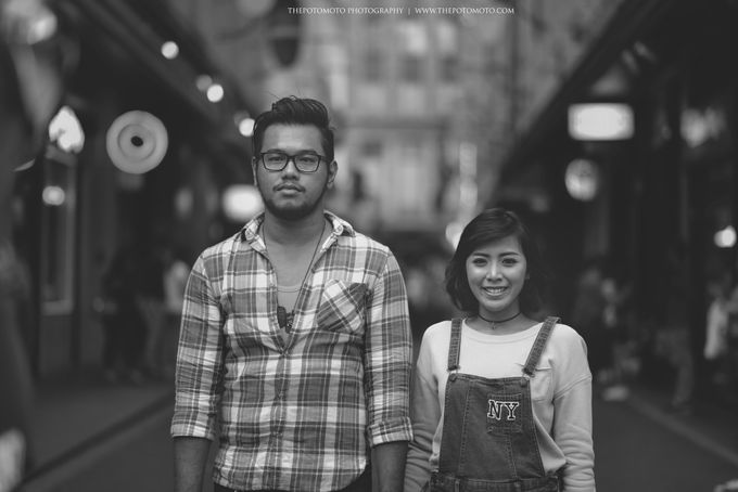 Neshia & Agra Melbourne Prewedding Day II by Thepotomoto Photography - 032