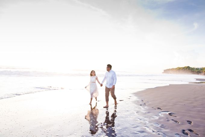 Henry & Friska Bali Pre-Wedding by Picomo - 005