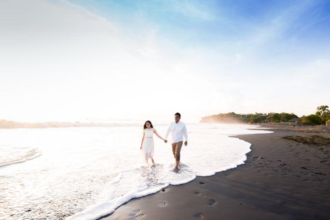 Henry & Friska Bali Pre-Wedding by Picomo - 001