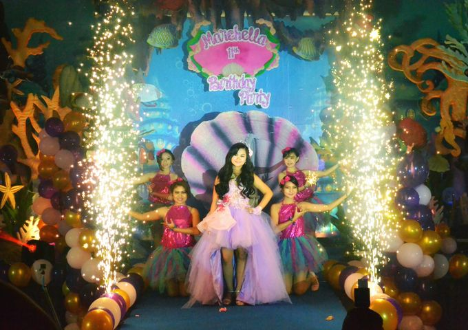 Marchella 11th Birthday Party by Fairy Tale Exclusive Dance - 004