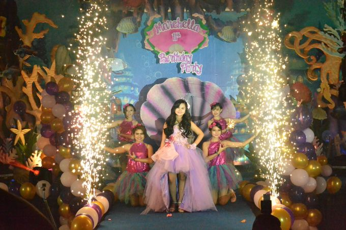Marchella 11th Birthday Party by Fairy Tale Exclusive Dance - 005