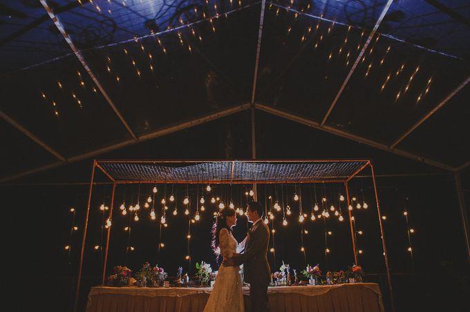Novita & Mourick Wedding by Mario JR by Pompidou Sweet & Savoury - 029