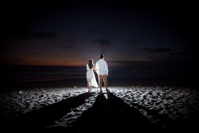 Henry & Friska Bali Pre-Wedding by Picomo - 011