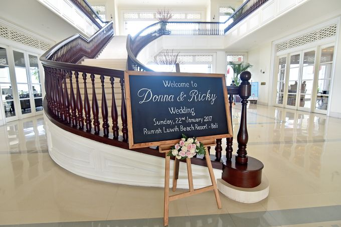Elegant Wedding for Donna & Ricky by magical blossoms - 003