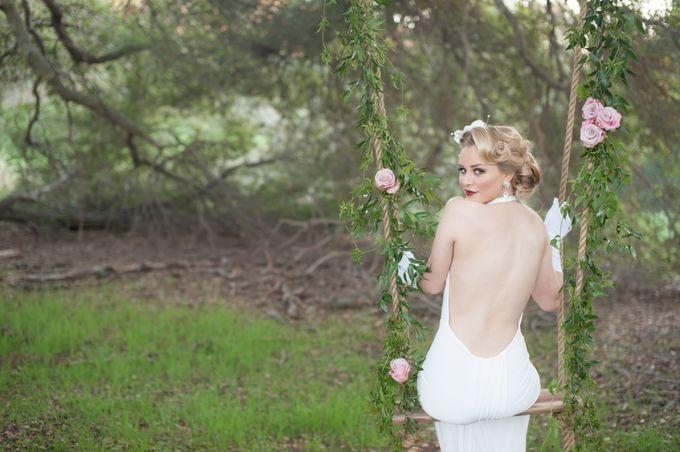 Great Gatsby Wedding Inspiration by Mark Martinez Photography - 009