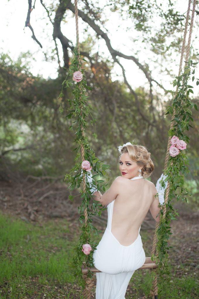 Great Gatsby Wedding Inspiration by Mark Martinez Photography - 035