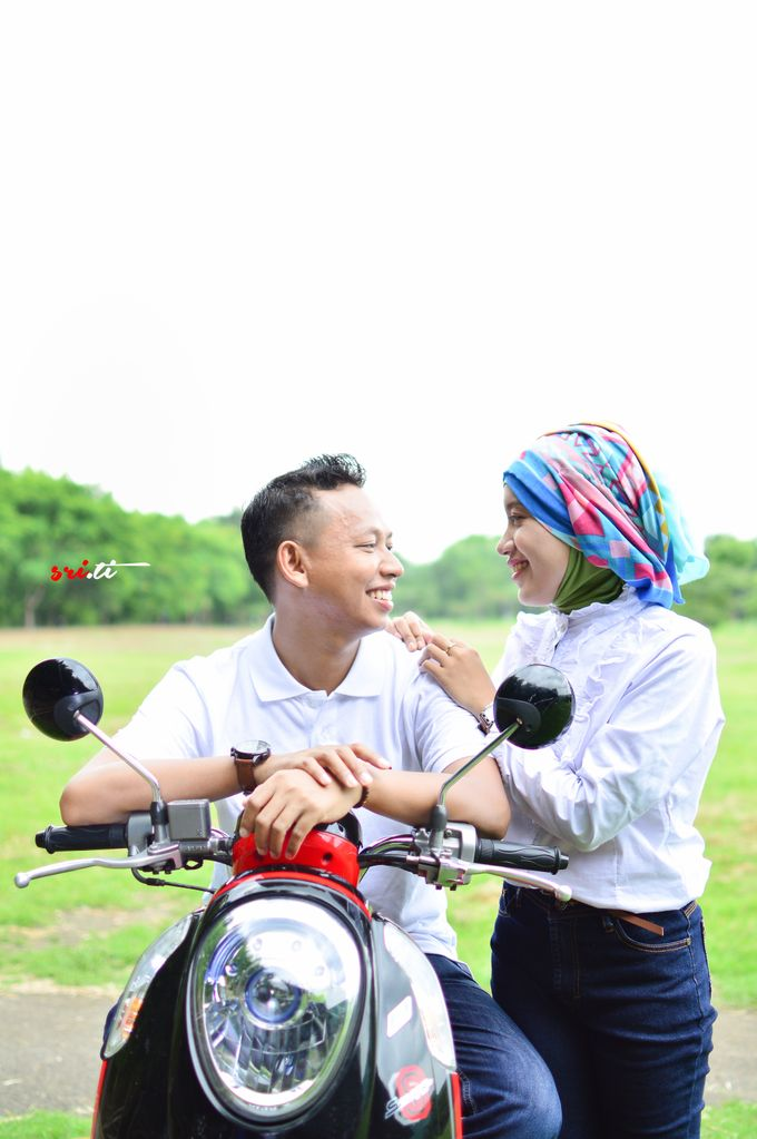 Prewedding Bambang & Retno by sri.ti photo - 005