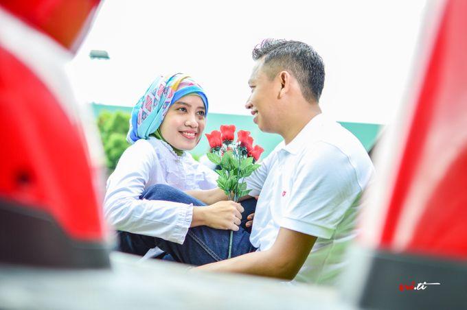 Prewedding Bambang & Retno by sri.ti photo - 004