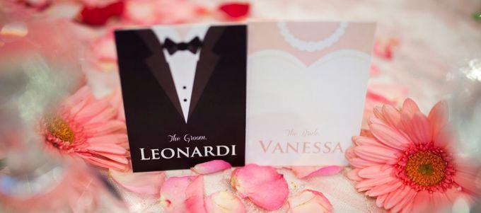 Leo & Vanessa Wedding by Tinara Brides - 003