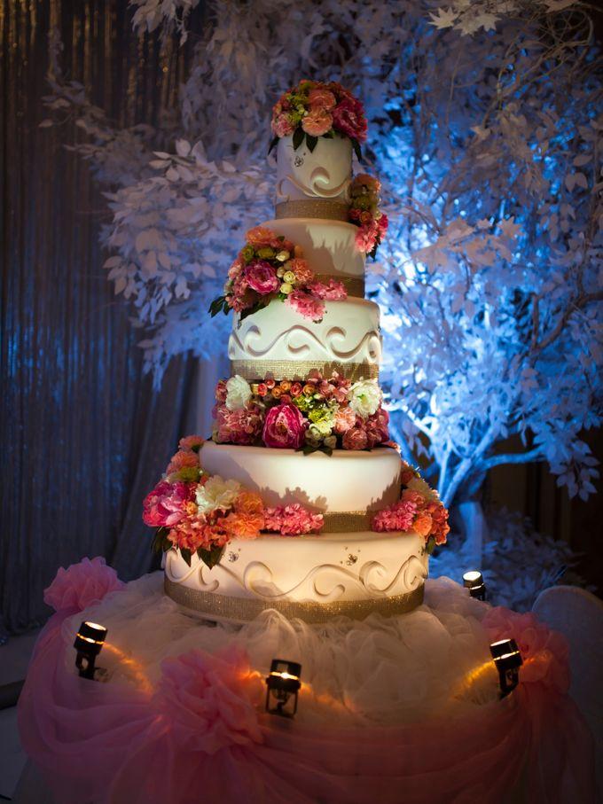 Leo & Vanessa Wedding by Tinara Brides - 009