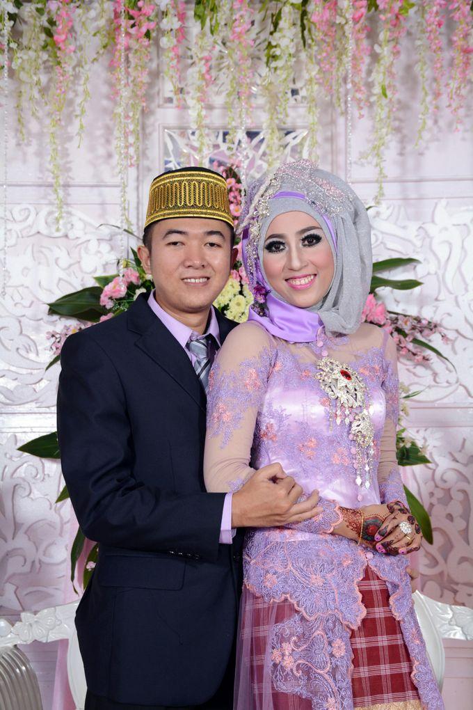 Dewi & Aan Wedding by Ngantermoto Photography - 001