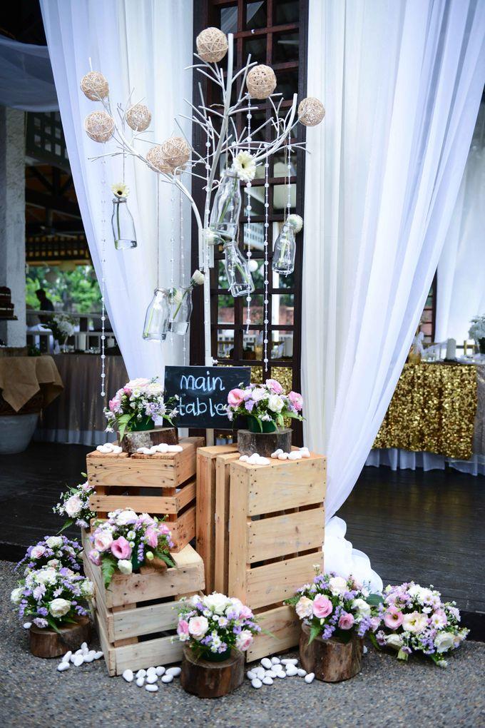 Munirah  & Amir - Wedding Reception by Raihan Talib Photography - 011