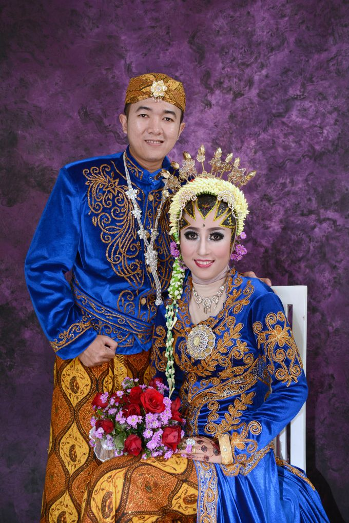 Dewi & Aan Wedding by Ngantermoto Photography - 003