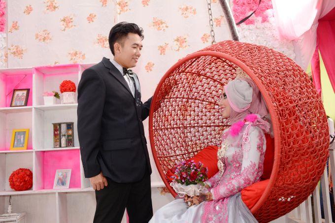 Dewi & Aan Wedding by Ngantermoto Photography - 004