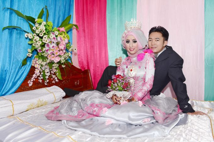 Dewi & Aan Wedding by Ngantermoto Photography - 005