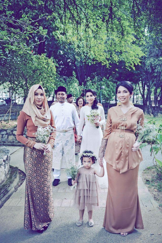 Munirah  & Amir - Wedding Reception by Raihan Talib Photography - 014