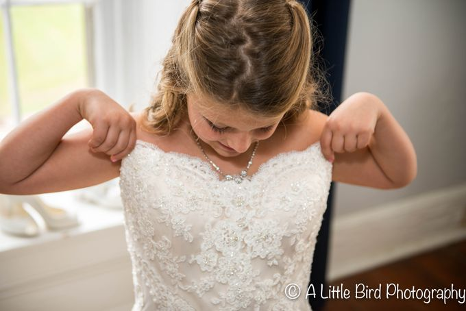 Halloween Wedding by A Little Bird Photography by Jamie Lynn - 016