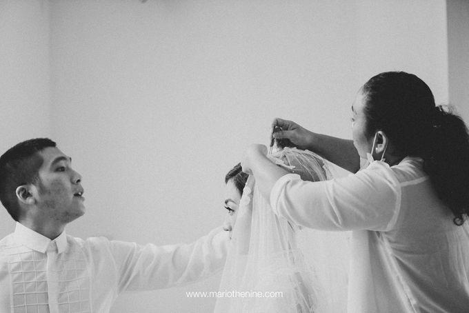Suryo & Dina wedding day by Mario The Nine - 005