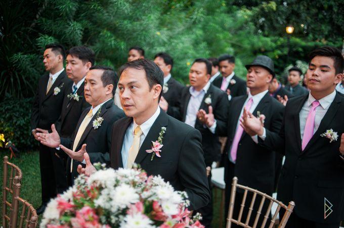 Erland and Regina Wedding by Bride Idea - 005