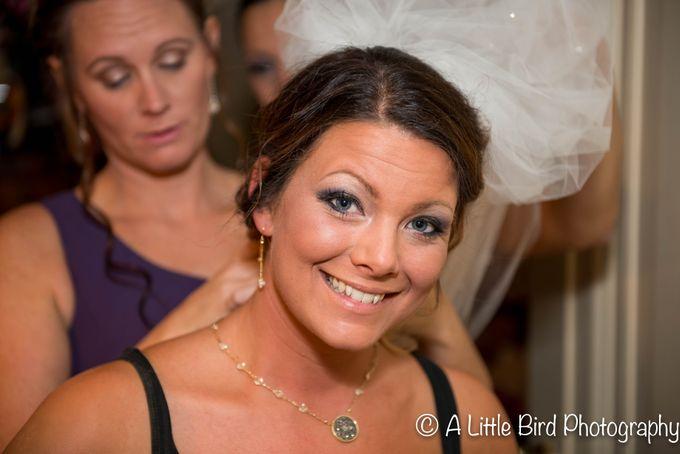 Halloween Wedding by A Little Bird Photography by Jamie Lynn - 009