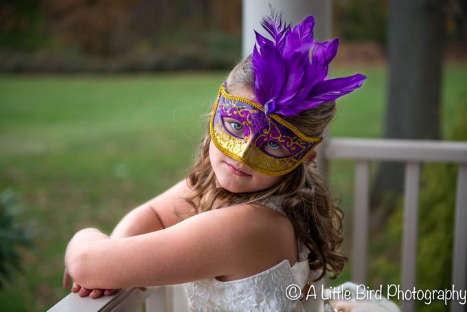 Halloween Wedding by A Little Bird Photography by Jamie Lynn - 023