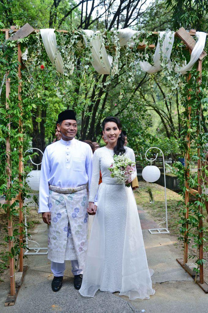 Munirah  & Amir - Wedding Reception by Raihan Talib Photography - 015
