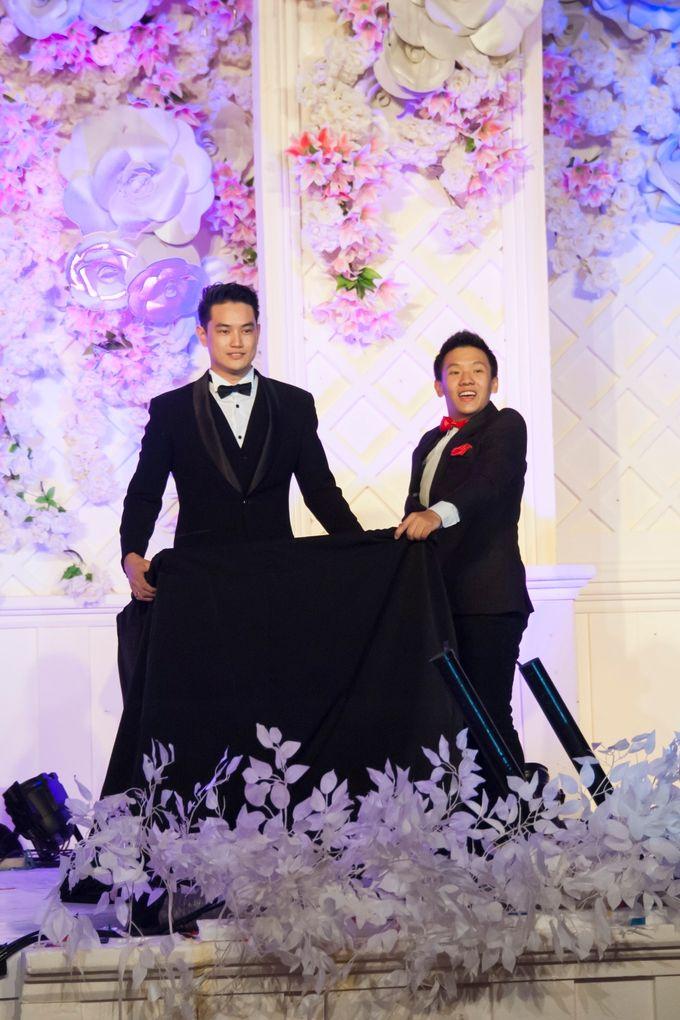 Leo & Vanessa Wedding by Tinara Brides - 008