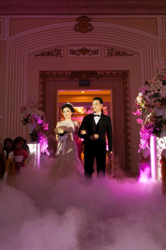 Leo & Vanessa Wedding by Tinara Brides - 002