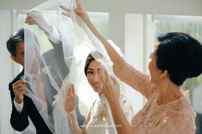 Suryo & Dina wedding day by Mario The Nine - 008