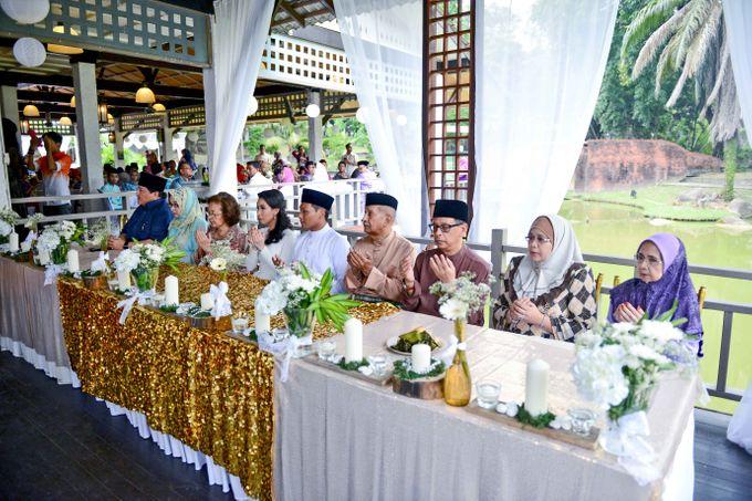 Munirah  & Amir - Wedding Reception by Raihan Talib Photography - 016