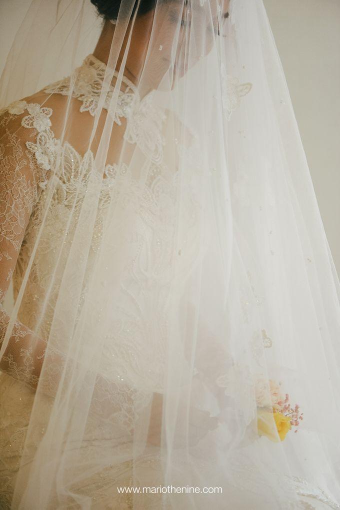 Suryo & Dina wedding day by Mario The Nine - 009