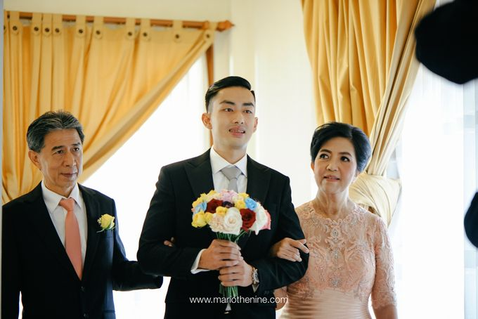 Suryo & Dina wedding day by Mario The Nine - 010