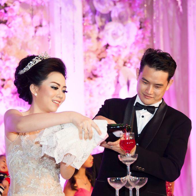 Leo & Vanessa Wedding by Tinara Brides - 010
