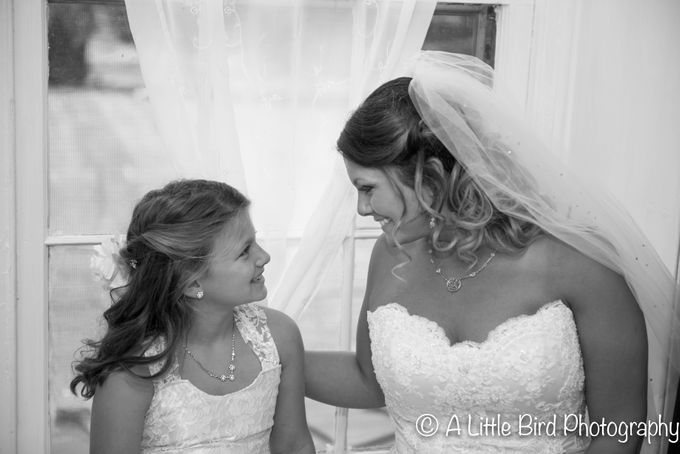 Halloween Wedding by A Little Bird Photography by Jamie Lynn - 021