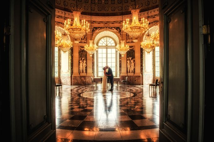 romantic style by InMoment Wedding Photography - 016
