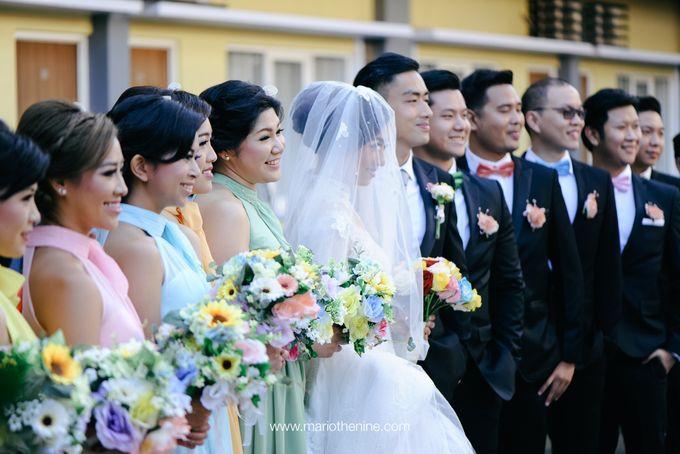Suryo & Dina wedding day by Mario The Nine - 011