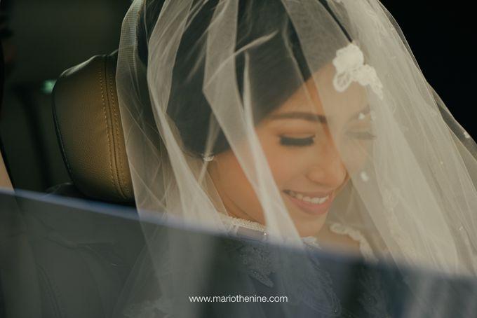 Suryo & Dina wedding day by Mimi kwok makeup artist - 005
