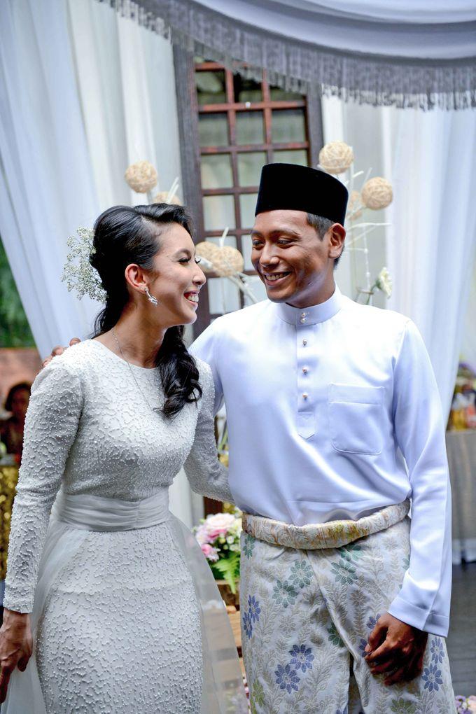 Munirah  & Amir - Wedding Reception by Raihan Talib Photography - 022