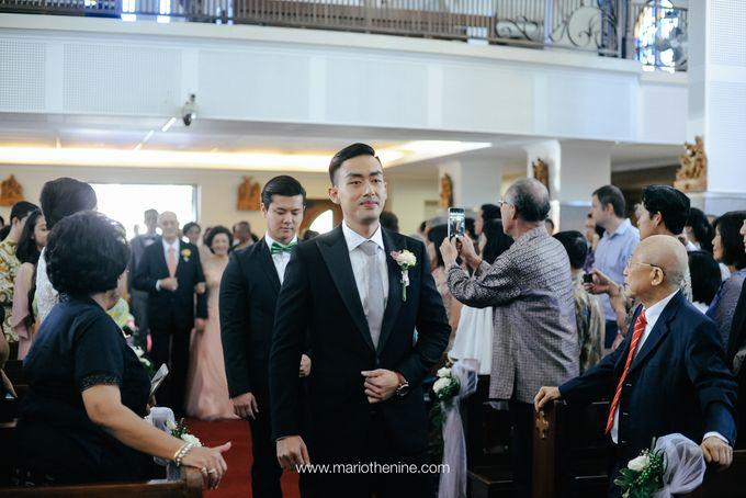 Suryo & Dina wedding day by Mario The Nine - 013