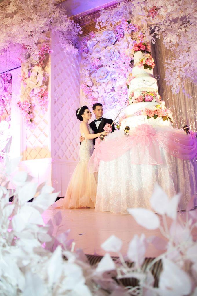 Leo & Vanessa Wedding by Tinara Brides - 005