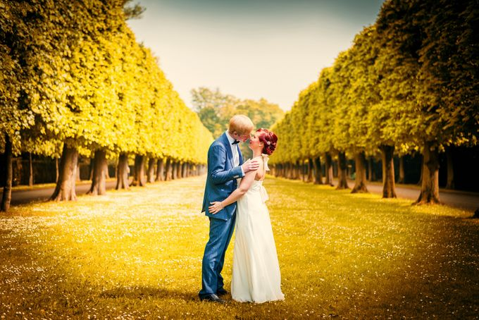 romantic style by InMoment Wedding Photography - 017