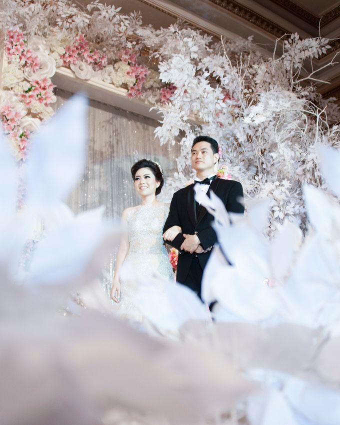 Leo & Vanessa Wedding by Tinara Brides - 001