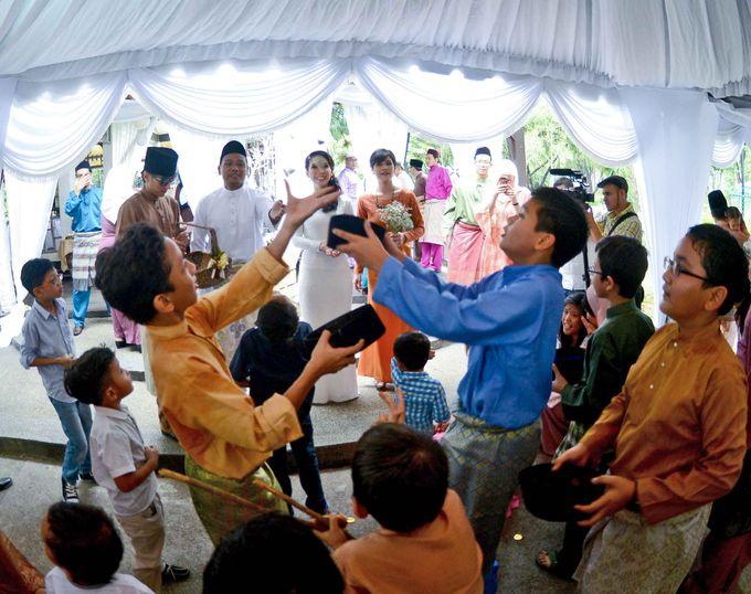 Munirah  & Amir - Wedding Reception by Raihan Talib Photography - 023