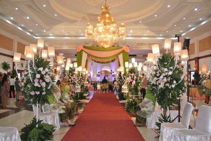 Wedding Decoration by BRAJA MUSTIKA Hotel & Convention Centre - 004