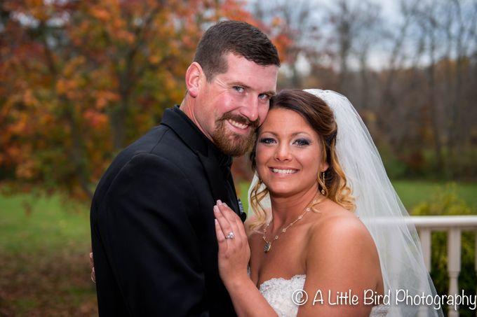 Halloween Wedding by A Little Bird Photography by Jamie Lynn - 032