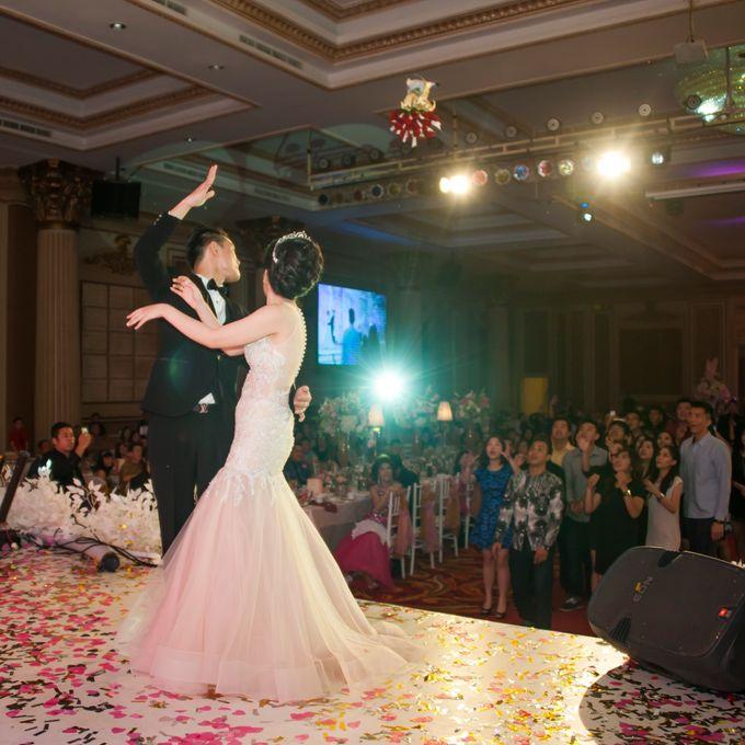 Leo & Vanessa Wedding by Tinara Brides - 011